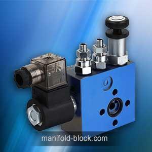 Hydraulic Cartridge Valve Block
